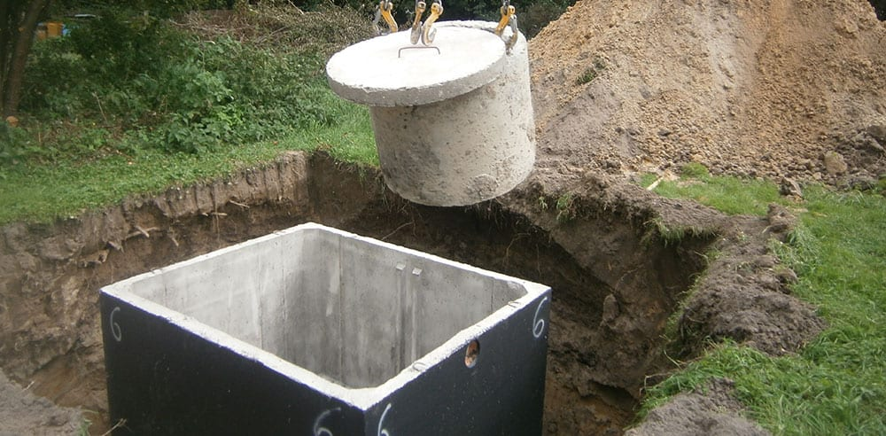 betonowe szamba