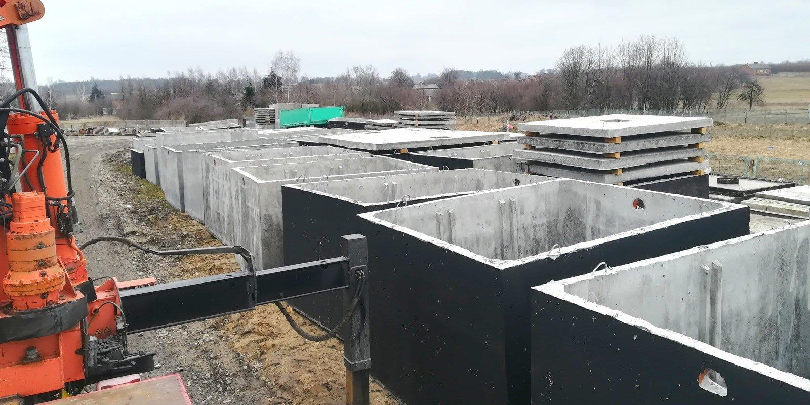Szamba betonowe Bielsko-Biała