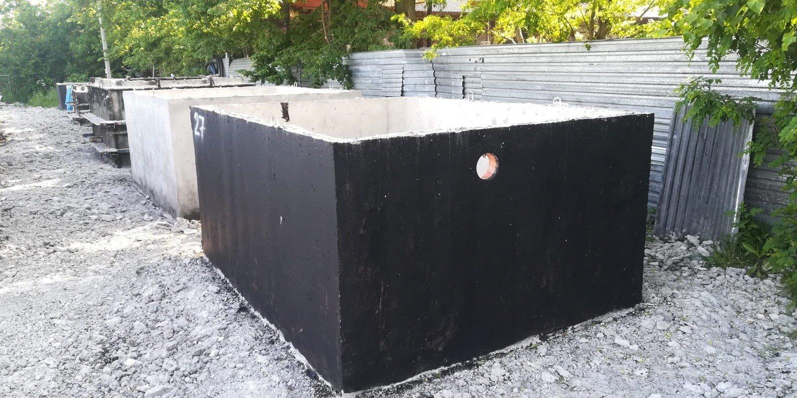 Szamba betonowe Bochnia
