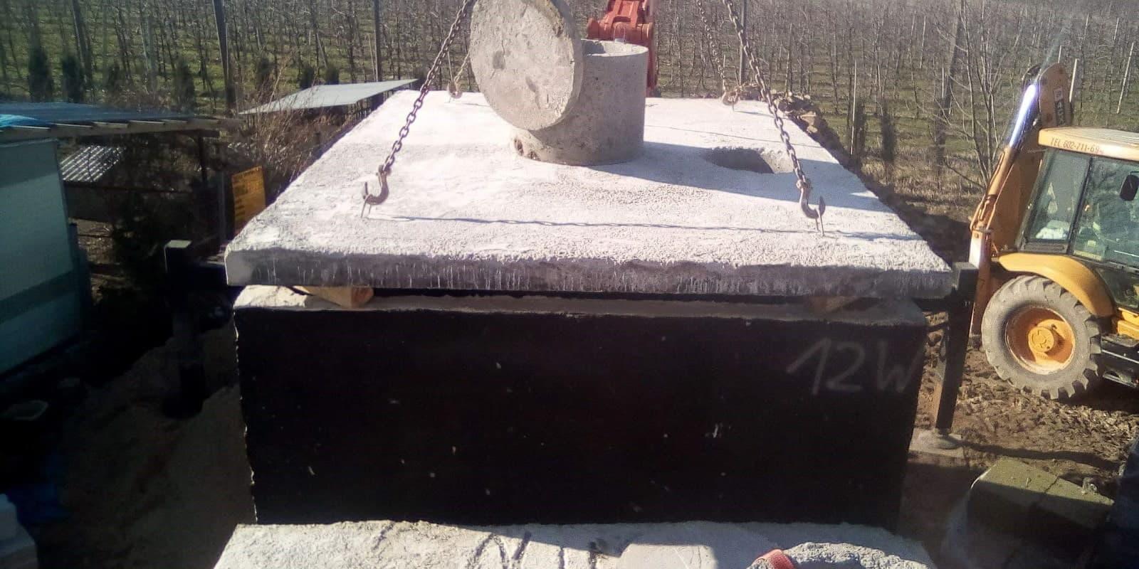 Szamba betonowe Mielec