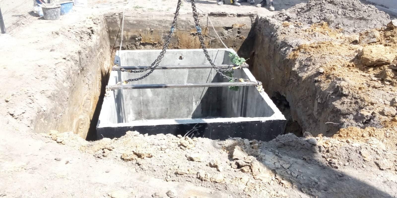 Szamba betonowe Zgierz