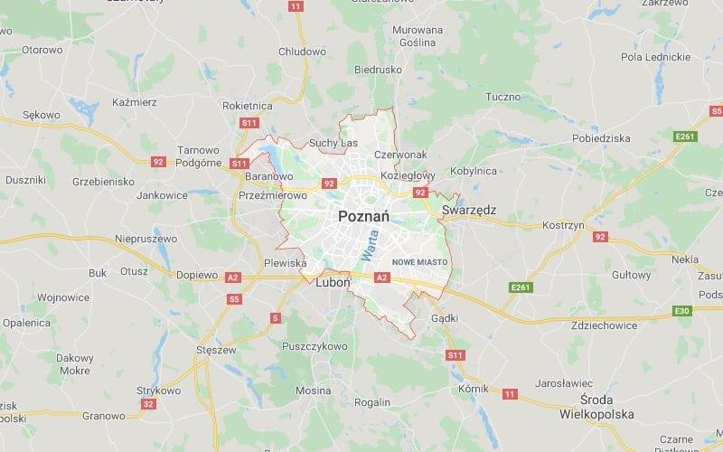 Szamba Poznań