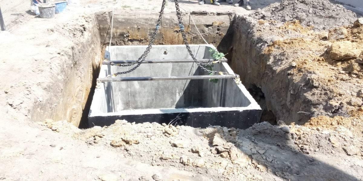 Szamba betonowe Łódź