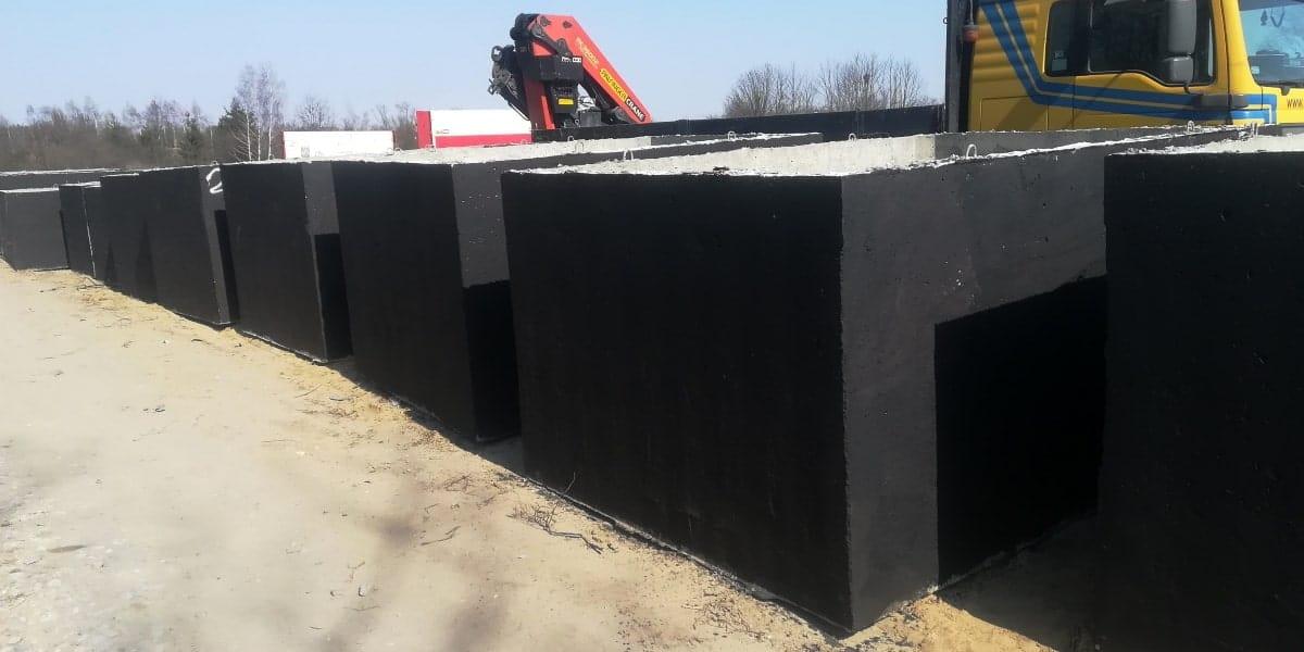 Szamba betonowe Gliwice