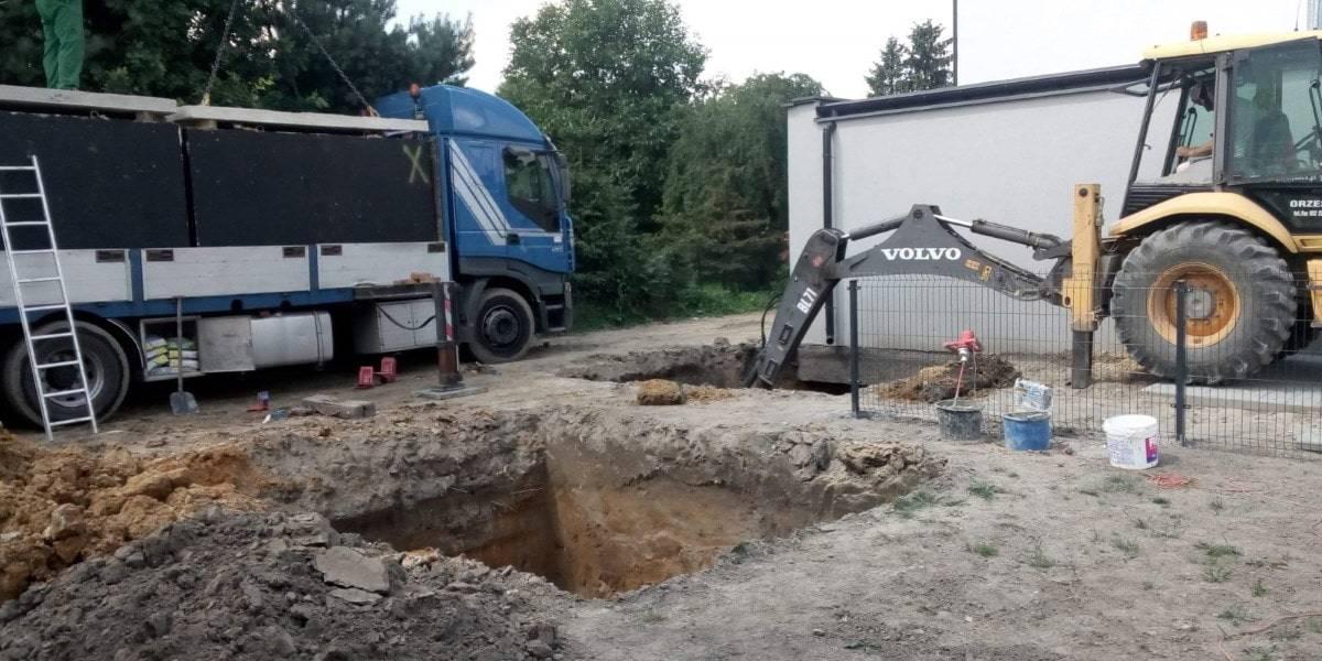 Szamba betonowe Limanowa