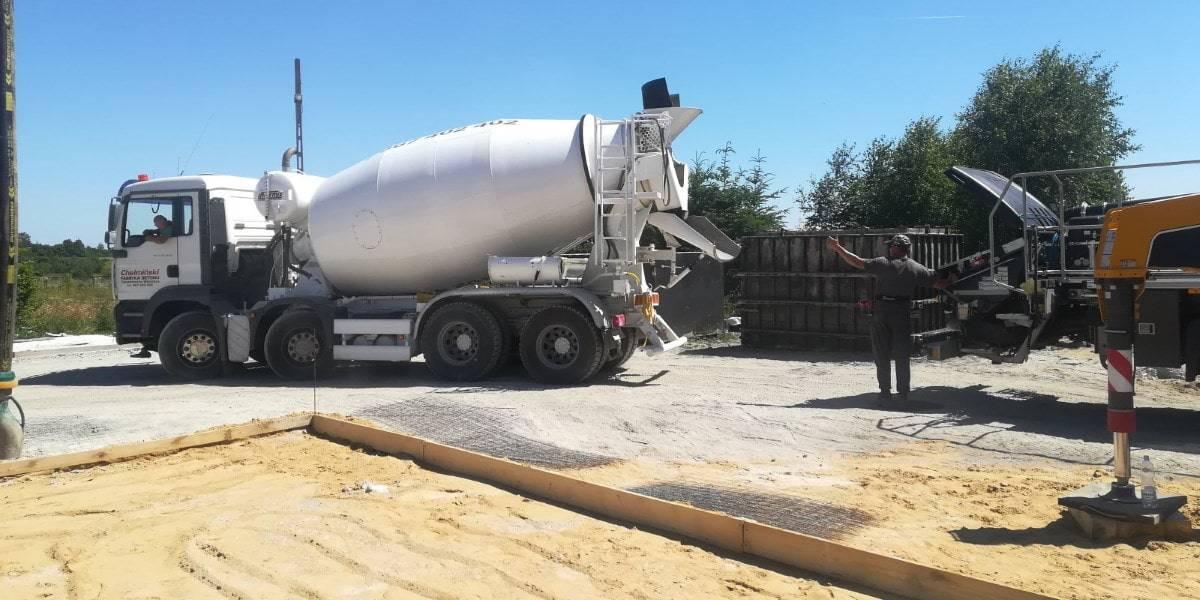 Szamba betonowe Poznań