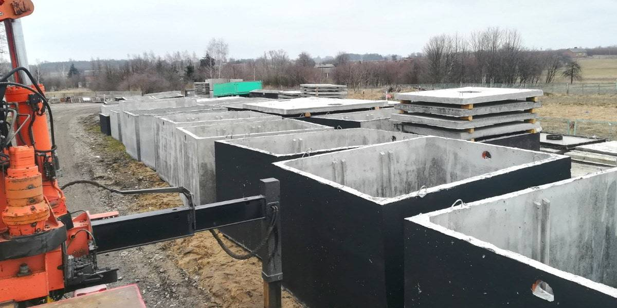 Szamba betonowe Sanok
