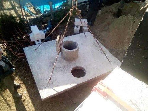 szamba betonowe Myszków