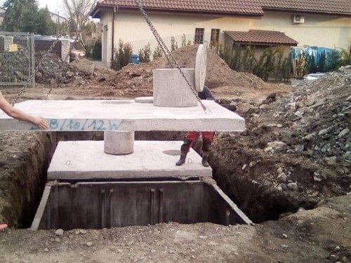 szamba betonowe Piaseczno